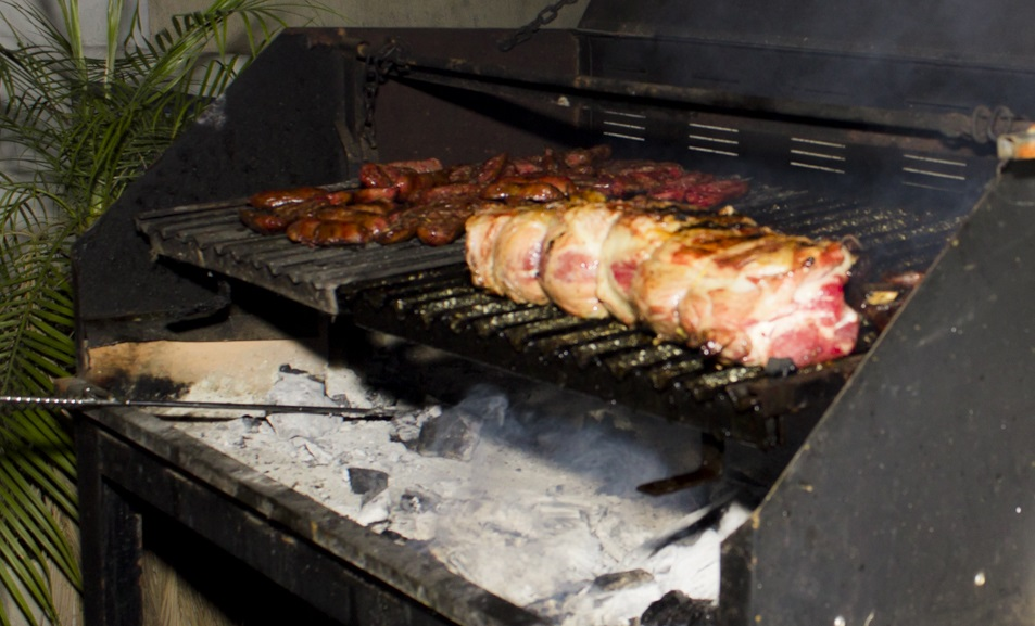 Parrilla de Argentina Virtual