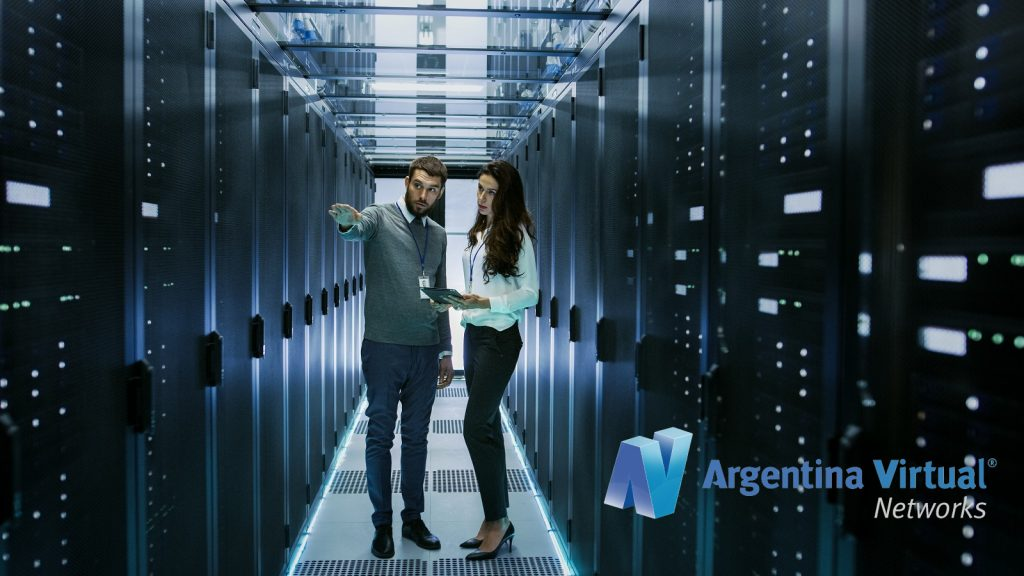 Servidores de hosting en datacenter