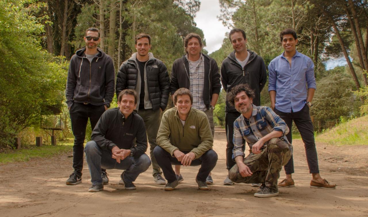 Equipo de Argentina Virtual, Carilo 2019